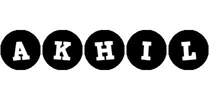 Akhil tools logo