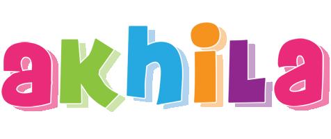 Akhila friday logo