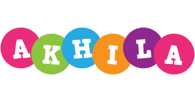 Akhila friends logo