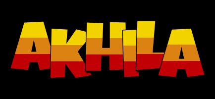 Akhila jungle logo