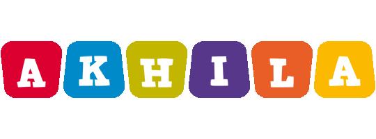 Akhila kiddo logo
