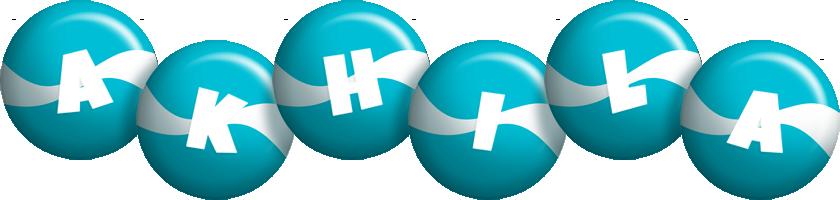 Akhila messi logo