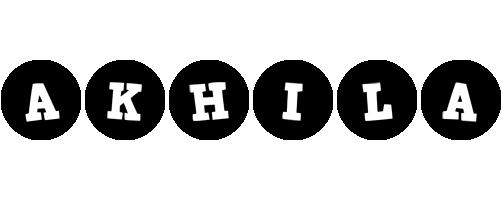 Akhila tools logo