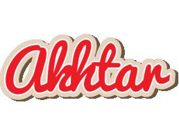 Akhtar chocolate logo