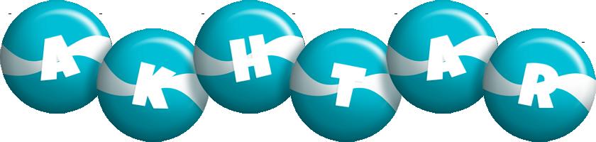 Akhtar messi logo