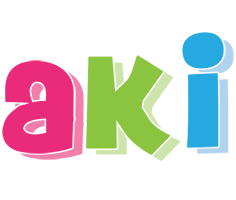 Aki friday logo