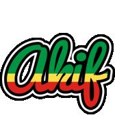 Akif african logo