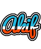 Akif america logo