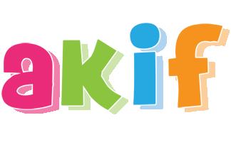 Akif friday logo