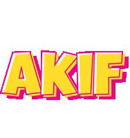 Akif kaboom logo