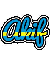 Akif sweden logo