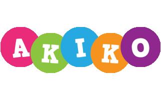 Akiko friends logo