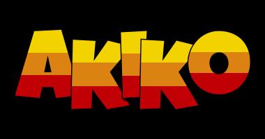 Akiko jungle logo