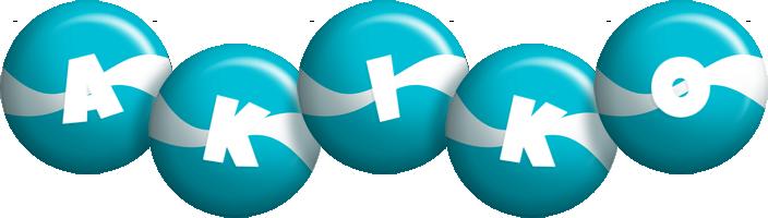 Akiko messi logo