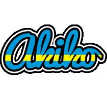Akiko sweden logo