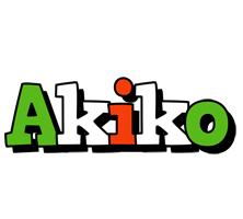 Akiko venezia logo