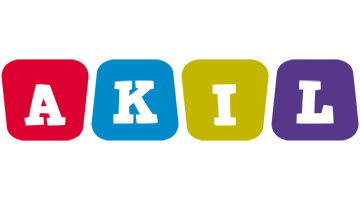 Akil kiddo logo
