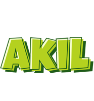 Akil summer logo
