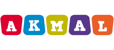 Akmal kiddo logo