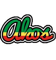 Akos african logo