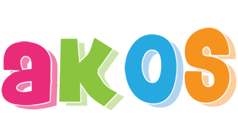 Akos friday logo