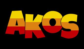 Akos jungle logo