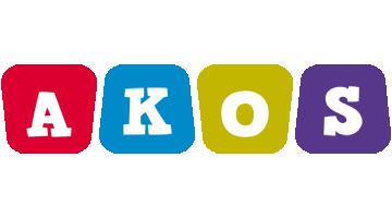 Akos kiddo logo