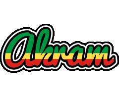 Akram african logo