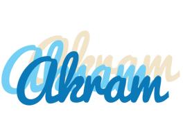 Akram breeze logo