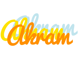 Akram energy logo