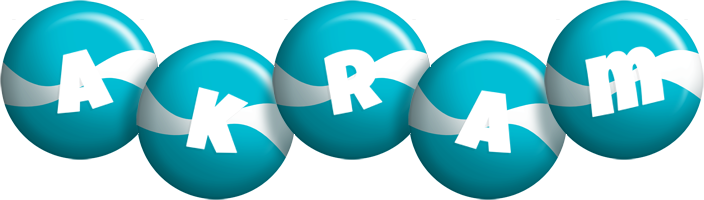 Akram messi logo