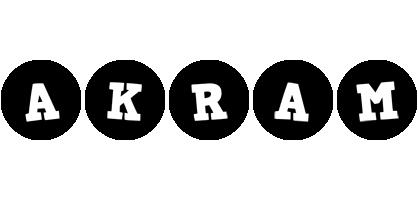 Akram tools logo