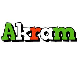 Akram venezia logo