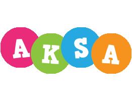 Aksa friends logo