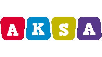Aksa kiddo logo