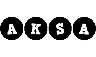 Aksa tools logo