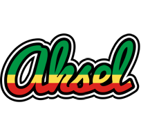 Aksel african logo