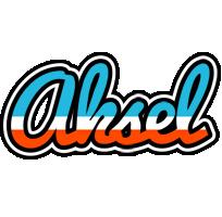 Aksel america logo