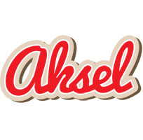 Aksel chocolate logo
