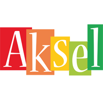 Aksel colors logo