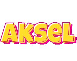 Aksel kaboom logo