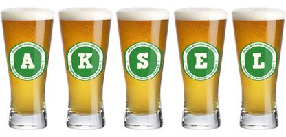 Aksel lager logo