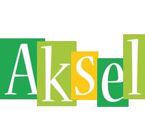 Aksel lemonade logo