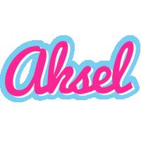 Aksel popstar logo