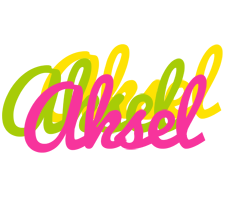 Aksel sweets logo
