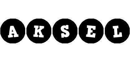Aksel tools logo