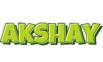 Akshay summer logo