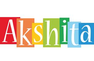 Akshita colors logo