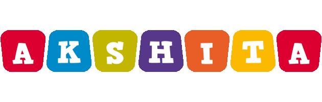 Akshita kiddo logo