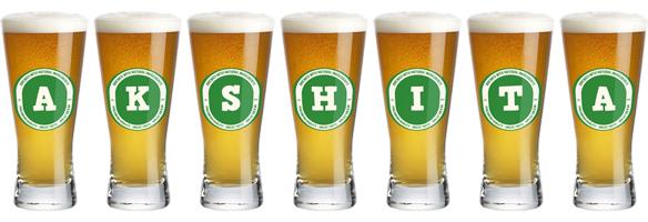 Akshita lager logo
